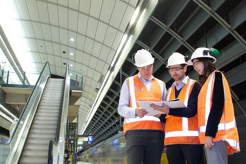 Steven Johnson Rail Engineering Services